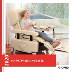 Brochure TOPRO Rise an Recline Chairs 25st.