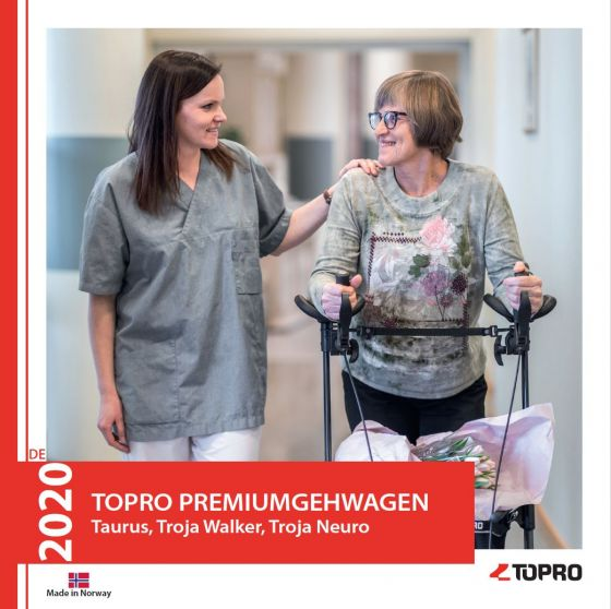 Brochure TOPRO Walkers 25st.