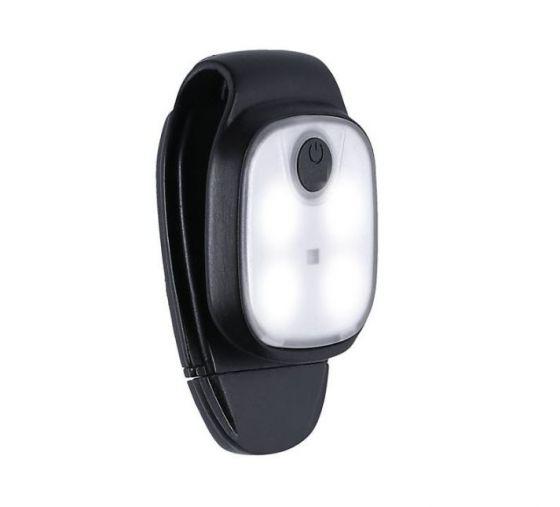 LED-Lampe mit Clip und USB-Stecker